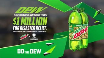 Mountain Dew TV Spot, 'Team Rubicon: Abroad and Home' - Thumbnail 3