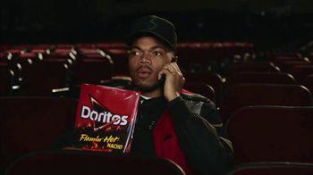 Doritos Flamin' Hot Nacho TV Spot, 'Chance the Rapper x Lionel Richie Teaser #2' - Thumbnail 7