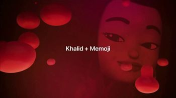 Apple Music TV Spot, 'Khalid + Memoji' - Thumbnail 7