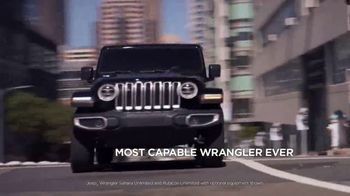 Jeep Wrangler TV Spot, 'A True Winner' [T1] - Thumbnail 2