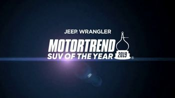 Jeep Wrangler TV Spot, 'A True Winner' [T1] - Thumbnail 6