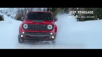 Jeep Presidents Day Sales Event TV Spot, 'A Nice Winter Day' Song by Carrollton [T2] - Thumbnail 5
