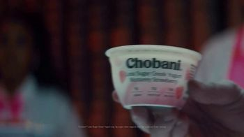 Chobani Less Sugar Greek Yogurt TV Spot, 'Wonderful World of Less' Song by Rosco Gordon - Thumbnail 3