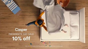 Casper Presidents Day Sale TV Spot, 'To-Do List'