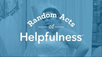 2019 Honda Civic TV Spot, 'Random Acts of Helpfulness: Wedding Dress' [T2] - 1 commercial airings