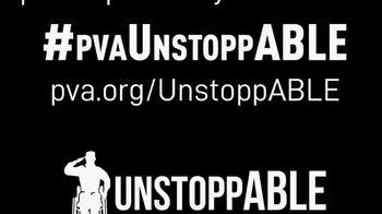 Paralyzed Veterans of America TV Spot, 'UnstoppABLE' - Thumbnail 9