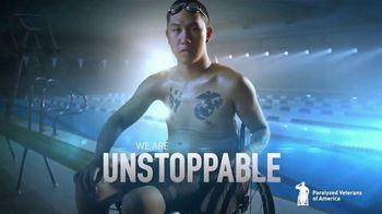 Paralyzed Veterans of America TV Spot, 'UnstoppABLE' - Thumbnail 8