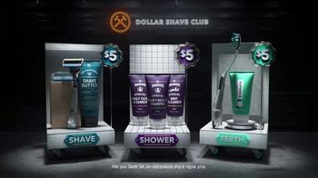 Dollar Shave Club Starter Set TV Spot, 'Get Ready' Song by Steve Lawrence - Thumbnail 9