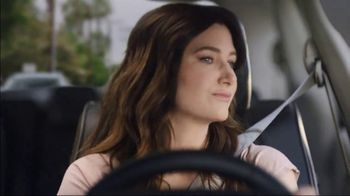 Chrysler Presidents Day Sales Event TV Spot, 'Shallow Thoughts: Quiet' Feat. Kathryn Hahn [T2]