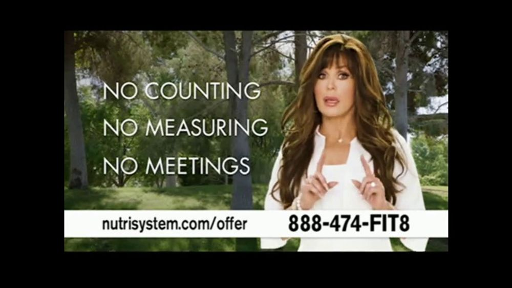 Nutrisystem New Year New You Sale TV Commercial, 'FreshStart and Shakes' Featuring Marie Osmond