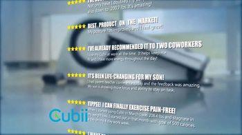 Cubii TV Spot, 'Movement Is Like Medicine' - Thumbnail 4