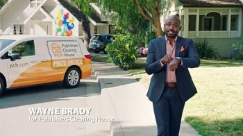 Publishers Clearing House TV Spot, 'Tick Tock' Featuring Wayne Brady - Thumbnail 1