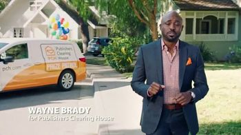 Publishers Clearing House TV Spot, 'Tick Tock' Featuring Wayne Brady - Thumbnail 2