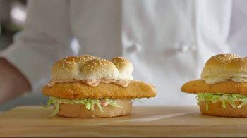 Arby's 2 for $5 Fish Sandwiches TV Spot, 'Not a Mistake' Featuring H. Jon Benjamin - Thumbnail 4