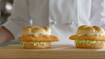 Arby's 2 for $5 Fish Sandwiches TV Spot, 'Not a Mistake' Featuring H. Jon Benjamin - Thumbnail 5