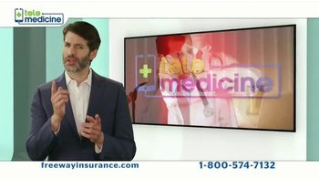 Freeway Insurance Telemedicine TV Spot, 'Muchos beneficios' [Spanish] - Thumbnail 2