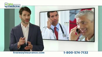 Freeway Insurance Telemedicine TV Spot, 'Muchos beneficios' [Spanish] - Thumbnail 3