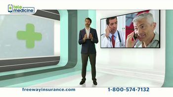Freeway Insurance Telemedicine TV Spot, 'Muchos beneficios' [Spanish] - Thumbnail 5