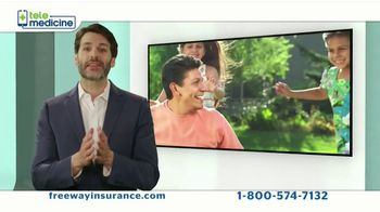 Freeway Insurance Telemedicine TV Spot, 'Muchos beneficios' [Spanish] - Thumbnail 7