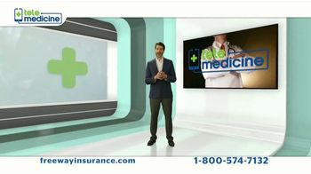 Freeway Insurance Telemedicine TV Spot, 'Muchos beneficios' [Spanish] - Thumbnail 8