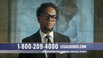 LegalGenius TV Spot, 'Having a Baby' Featuring D.L. Hughley - Thumbnail 5