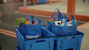 Walmart Grocery Pickup TV Spot, 'Famous Cars: Bumblebee' Song by Gary Numan - Thumbnail 1