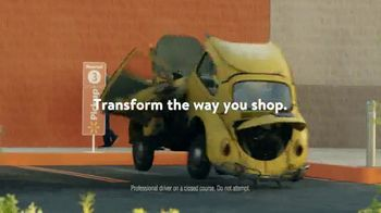 Walmart Grocery Pickup TV Spot, 'Famous Cars: Bumblebee' Song by Gary Numan - Thumbnail 4