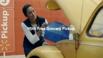 Walmart Grocery Pickup TV Spot, 'Famous Cars: Bumblebee' Song by Gary Numan - Thumbnail 6