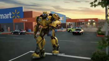Walmart Grocery Pickup TV Spot, 'Famous Cars: Bumblebee' Song by Gary Numan - Thumbnail 7