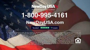 NewDay USA VA Cash Out Home Loan TV Spot, 'Big News' - Thumbnail 10