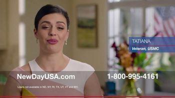 NewDay USA VA Cash Out Home Loan TV Spot, 'Big News' - Thumbnail 2