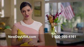NewDay USA VA Cash Out Home Loan TV Spot, 'Big News' - Thumbnail 9