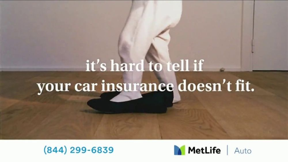 MetLife TV Commercial, 'Shoes'
