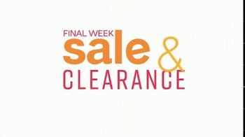 Ashley HomeStore Sale & Clearance Event TV Spot, 'Always in Style: Ends Monday' - Thumbnail 2