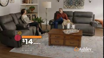 Ashley HomeStore Sale & Clearance Event TV Spot, 'Always in Style: Ends Monday' - Thumbnail 6