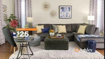 Ashley HomeStore Sale & Clearance Event TV Spot, 'Always in Style: Ends Monday' - Thumbnail 8
