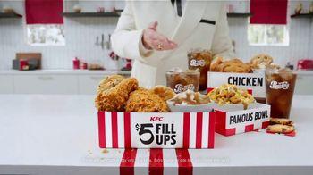 KFC $5 Fill Ups TV Spot, 'A Lot Goes Into a Fill Up' - Thumbnail 9