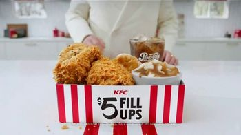 KFC $5 Fill Ups TV Spot, 'A Lot Goes Into a Fill Up' - Thumbnail 8