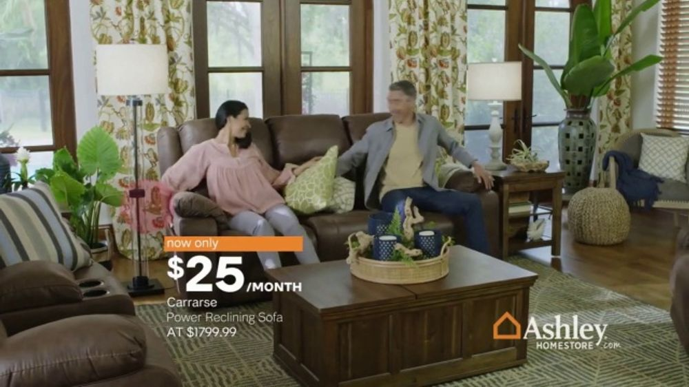 Ashley Homestore Sale Clearance Event Tv Commercial Always In