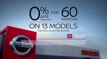 Nissan Year-End Event TV Spot, 'Final Days' [T2] - Thumbnail 6