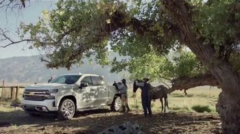 Chevrolet Silverado TV Spot, 'A Little Bit Country, a Little Bit Rock 'n' Roll' [T1] - Thumbnail 4