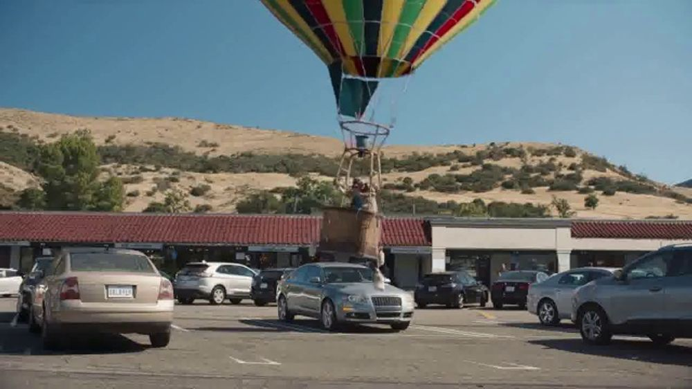 Farmers Insurance TV Commercial, 'Hall of Claims: Fly-By ...