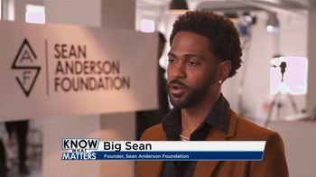 Ally Bank TV Spot, 'Know What Matters: Entrepreneurship' Featuring Big Sean