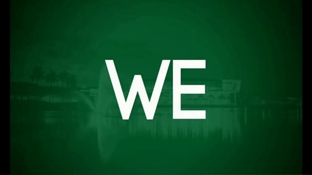 University of Miami TV Commercial, 'We Are One'