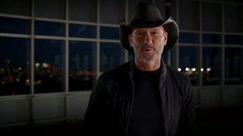 Monroe Carell Jr. Children's Hospital at Vanderbilt TV Spot, 'Give to the Next Breath' Featuring Tim McGraw