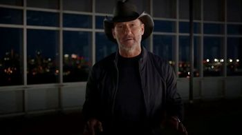 Monroe Carell Jr. Children's Hospital at Vanderbilt TV Spot, 'Give to the Next Breath' Featuring Tim McGraw - Thumbnail 7
