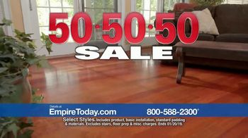 50-50-50 Sale: Get Big Savings on Beautiful New Floors thumbnail