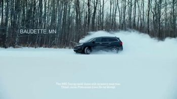 2019 Honda Pilot TV Spot, 'Comfortable in Baudette' [T2] - Thumbnail 3