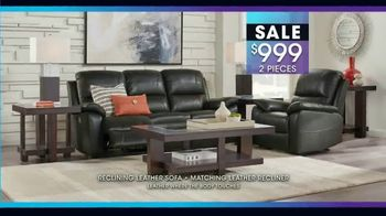 Rooms to Go January Clearance Sale TV Spot, 'Sofas & Recliners' - Thumbnail 6