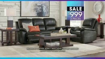 Rooms to Go January Clearance Sale TV Spot, 'Sofas & Recliners' - Thumbnail 7